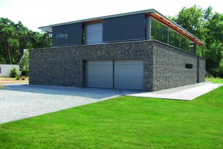 Do you want to fence using a product that will not take up too much space and, therefore, is cheaper, but still just as durable as standard stone gabion walls?