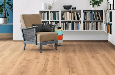 Laminate floors also for the DIY enthusiast.